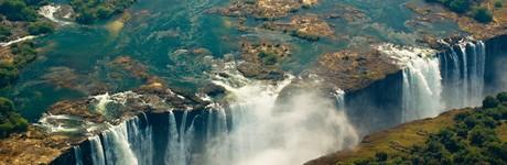 chutes victoria merveilles naturelles du monde