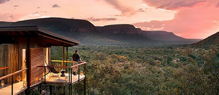marataba trails lodge afrique du sud