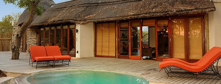 nouvelle suite presidentielle Tintswalo Safari Lodge