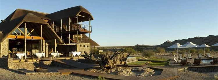 lodges en afrique du sud Tutwa Desert Lodge