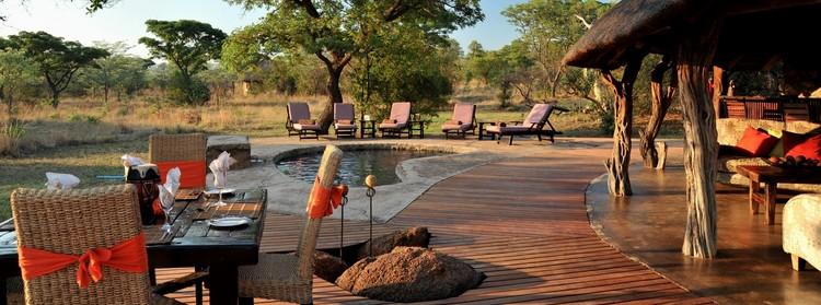 Kwafubesi Tented Safari Camp afrique du sud